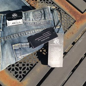 Rock & Republic Jeans - Rock & republic men's distressed jeans NWT